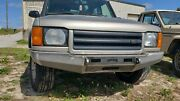 Land Rover Discovery 2 And 1 Front Steel Winch Bumper Custom Range Rover P38