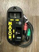 Genuine Maxon 296150-02 Liftgate Power Down Switch With Cord - Bmr Series