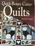 For The Love Of Quilting Quick Rotary Cutter Quilts By Patricia Wilens...