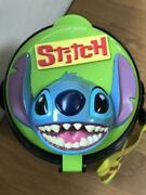 Disney Stitch Popcorn Bucket Tower Of Terror Limited Tokyo Free/s From Japan