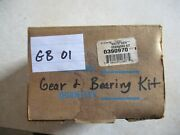 390970 Johnson Evinrude Gear And Bearing Kit Genuine Oem Brand New Old Stock