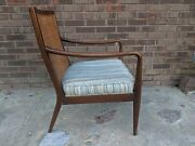Rare Lawrence Peabody 918 Chair By Richardson Nemshoff