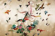 Vintage Or Antique Chinese Embroidery