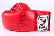 Gerry Cooney Signed Everlast Boxing Glove W/ Personalized Inscription And Jsa Coa