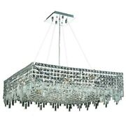 Elegant Lighting Maxime 32 12 Light Elegant Crystal Chandelier