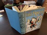 Lost Princess Of Oz. 1st Edition 1st State. 1917