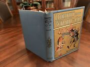 Dorothy And The Wizard In Oz. 1st Edition 1st State Primary Binding. 1908 C