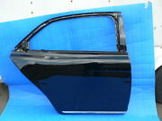 2017 2018 2019 2020 Lincoln Continental Door Right Rear W Molding Black Oem