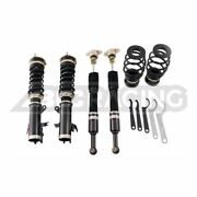 Bc Racing Extreme Low Br Series Coilover Shocks Kit For 11-16 Ford Fiesta / St
