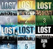 Lost Complete Season 1-6 1 2 3 4 5 6 Complete Series Dvd, 2005 New, Sealed