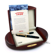 Rotring 1928 Limited Edition Fountain/ Rollerball Pen B