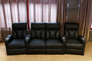 Fusion Collection Lagoon-1011 Ht Recliners - Straight Set Of 4 W/loveseat