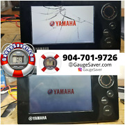Yamaha 6y9+ Command Link Gauge Lens Replacement Service Only