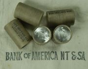 Peace Dollar Roll Uncirculated 20 Bu Silver Lot 1921-1935 P D S Possible Dates