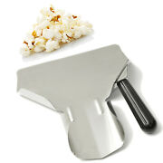 Mantouxixi Stainless Steel French Fry Scoop,chips Scooper, Chip Popcorn Bagger