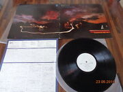 Genesis And Then There Were Three... - Lp Japan + Inserts - Promo - Rj-7348