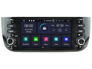 Navi Car Gps Radio Player For Fiat Punto Linea 2012-2016 6.2 Android 10 4+64gb