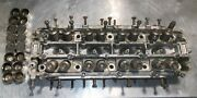 Lotus 907 Cylinder Head, Springs, Valves, And Tappets Off 1973 Jensen Healey —t2–