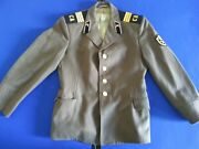 Soviet Ussr Military Army Signal Corps Soldier Field Uniform Jacket Or Costume
