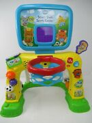 Vtech Smart Shots Sports Center - Electronic Learning And Education Toys Used