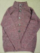 Nwt Brunello Cucinelli Fully Lined 100 Cashmere Sweater Jacket 52 Large 4295