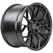 20 Brixton Forged Rf10 Black 20x9 Concave Wheels Rims Fits Audi B7 A4 Quattro