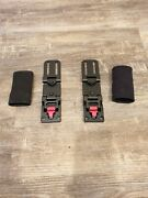 2 Or Pair Of Stealth 8 Swing Away Laterals Supports Brackets With Cover