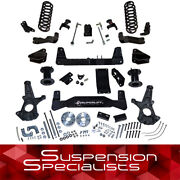 Superlift 6.5 Lift Kit W/ Knuckles For 2015-2016 Chevy Tahoe Gmc Yukon 1500 4wd