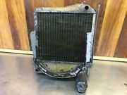 Mg Midget / Austin Healey Sprite - Radiator Assembly. For Parts.  Mg3335