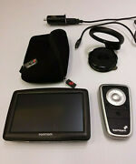 Tom Tom Xxl Gps Navagation Screen N14644, Remote, Case, Mount And Cord