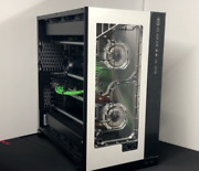 Dynamic Duo Xl - Front Panel Acrylic Water Cooling Reservoir For D5 Pump 011-xl