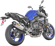 Akrapovic Racing Line Full Stainless Steel Exhaust System S-y10r14-hx2t