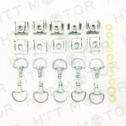 1/4 Turn Quick Release Fasteners 15mm Turn Race Fairing Quick Release Fasteners