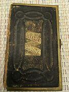 The Holy Bible, Old And New Testaments, Eyre And Spottiswoode, Clasp Leather