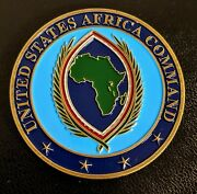 United States Africa Command Africom Coin