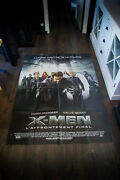X Men 3 The Last Stand 4x6 Ft French Grande Movie Poster Original 2006