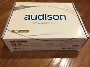 Sr 1d - Audison Monoblock 640w Rms Power Amplifier With Crossover New