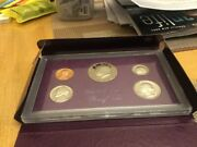 1984-s Proof Set United States Us Mint Original Government Packaging Box
