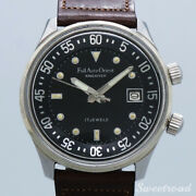 Orient King Diver Ref.t19202a Date Vintage Automatic Authentic Mens Watch Works