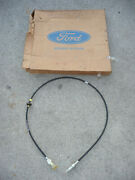 Nos Original Ford 1971 1972 Mustang Speedometer Cable Automatic C4 C6