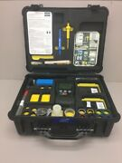 Hach Eclox-m Water Test Kit W/ Carrying Case Luminometer Tds Meter