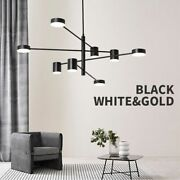 Led Chandeliers Suspended Lighting Fixtures Home Living Room Ceiling Light Lamps