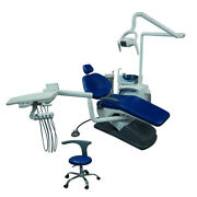 Uk Dental Chair Unit Computer Controlled Hard Leather Fda Ce Multi-angle Swing