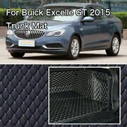 Full Surround Waterproof Non-slip Rear Trunk Liner Cover For Buick Excelle Gt