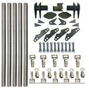 Parallel 4 Link Kit Universal Weld On Application 1.25 X 20 Bars Lh And Rh Ends