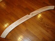 053813840 Jaguar S.1 And 2 Xke Etype Roadster Top Front Wood Header Bow