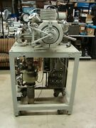 Vacuum Deposition Crystal Growth Chamber For Parts