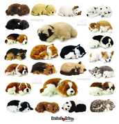 Perfect Petzzz - The Original Breathing Huggable Pet - Puppies And Kittens
