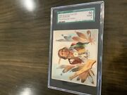 1888 N36 Allen And Ginter The American Indian Striker Apache Sgc 10