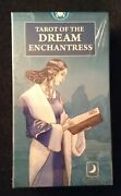 Tarot Of The Dream Enchantress Tarot Cards Factory Sealed Marco Nizzo Wicca